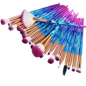 Other - 💜 20pc Makeup Brush Set 💜